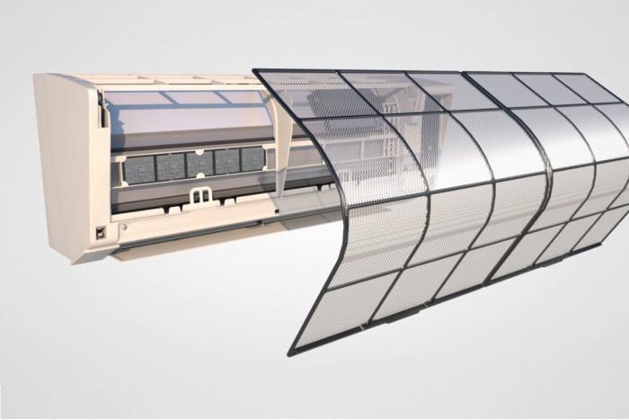 Уникална технология за чист въздух