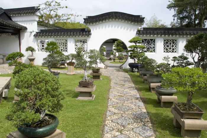 Японската градина – убежище за духа