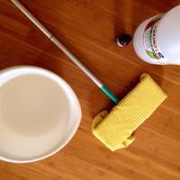 Важни съвети за почистване на ламинат у дома