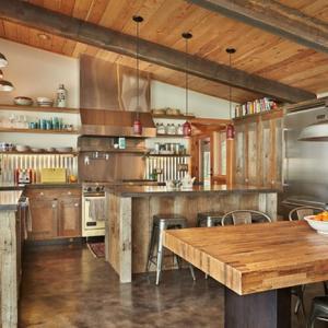 Съвременна кухня в Сиатъл