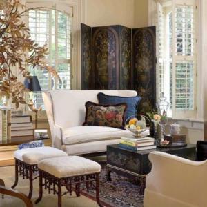 Съчетайте стари и нови мебели