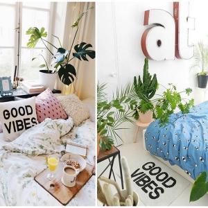 Смесете стилове и форми в спалнята