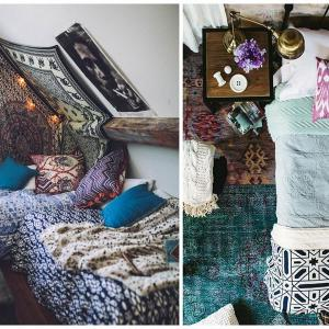 Използвайте смели цветови комбинации в спалнята