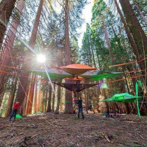 Въздушни палатки