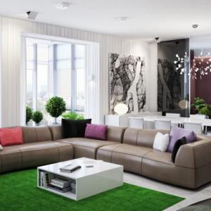Поиграйте с цветовете в дневната