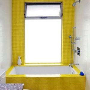Баня в жълто