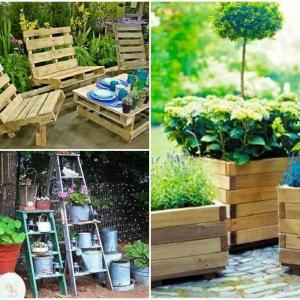 За градината с любов!