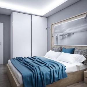 Спалня с чувствени елементи