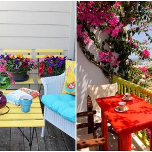 Характерните гръцки цветове