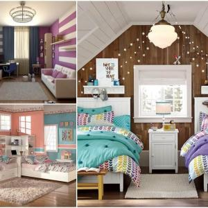 Една стая за момиче и момче!