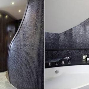 Луксозно изваяна баня с великолепна мозайка