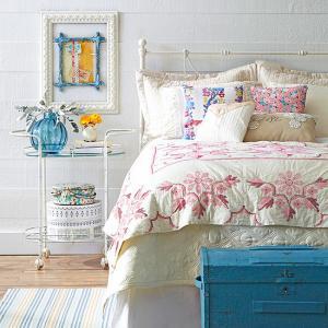 Автентична винтидж спалня