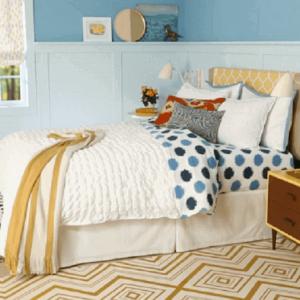 След ремонта - уютна стая със свежа визия