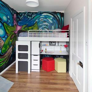 Превърнете детската във фантастична спалня за тийнейджър