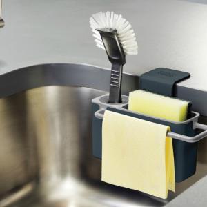 Удобната поставка за гъба ще спомогне за чистотата в кухнята
