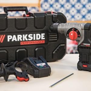 """Акумулаторен перфоратор """"Parkside"""" - какво показват тестовете на доверения майстор?"""