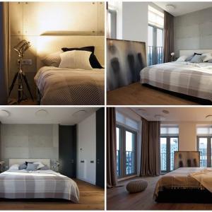 Индустриален стил в спалнята? Малко грубост никога не е излишна в интериора!