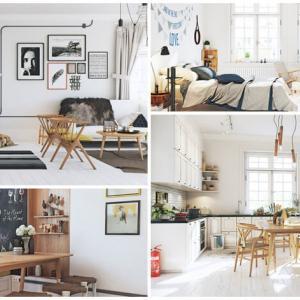 Удивителен скандинавски апартамент, който предлага нов прочит за представата ни за уют