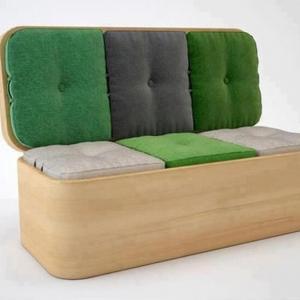 Симпатичен малък диван