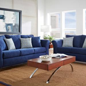 Интегрирайте впечатляващи сини нотки в интериора