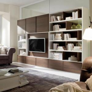 Осигурете ново място за всички любими книги и декорации