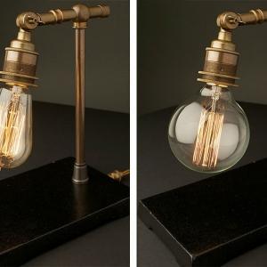 Месинговата лампа на Едисон