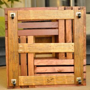 Кафе масичка от дървени щайги - стъпка 5