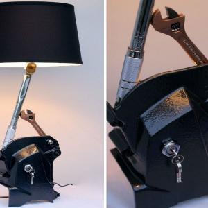 Звездата на класацията ни - лампа от динамометричен ключ