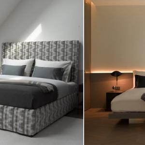 Изчистени и уютни спални