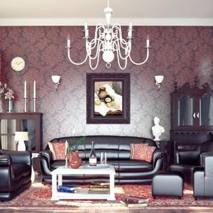 Холна гарнитура с богата орнаментика