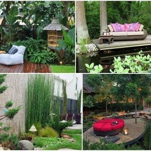 Дзен в градината