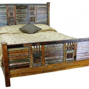 Легло от стари щори