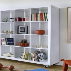 Домашна библиотека на колела