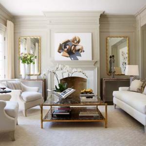 Четвърти вариант: визуален баланс в подредбата на мебелите