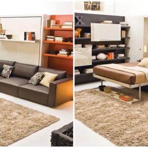 Сгъваеми легла, които да поставите в хола
