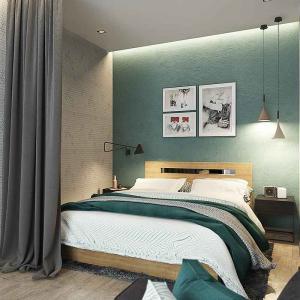 Леко и лесно решение за визуалното обособяване на спалнята