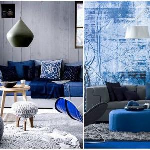 Индиго у дома за стилни интериорни решения