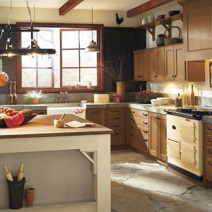 Зони за съхранение: задължителен елемент в ергономичната кухня