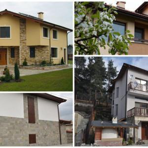 Кой е перфектният цвят за фасада на къщата?