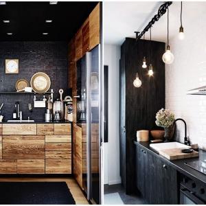 Кухня в черно? Защо не!