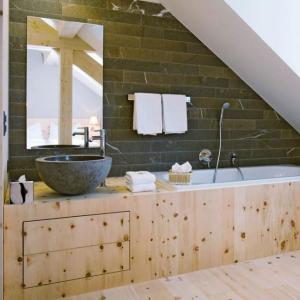 Квадратурата обикновено е идеална за една малка баня