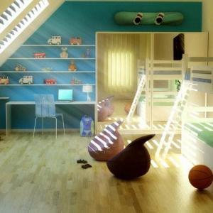 Най-светлата детска стая
