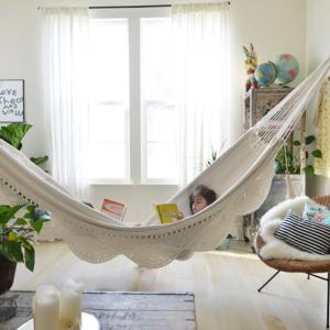 3 причини да изберете хамак вместо легло