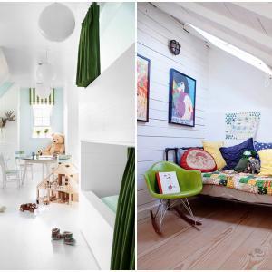 Създайте уникална детска стая в скандинавски стил