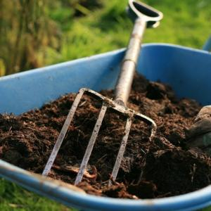 От какво се прави компост?