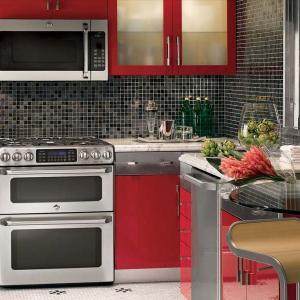 Как да интегрираме червеното в кухнята?