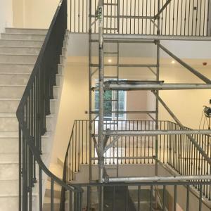 Лондон Парапет на стълбище