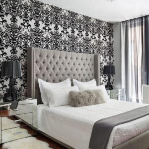 Важни правила при избора на цвят на тапетите за спалня