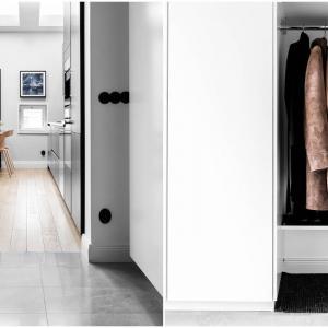 Стилен и практичен коридор с антре