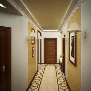 Параметри за перфектен коридор